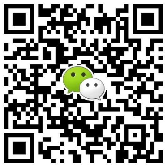 微信扫码与海外销售经理沟通